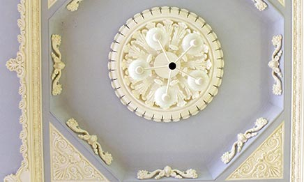 Reproduction Plasterwork